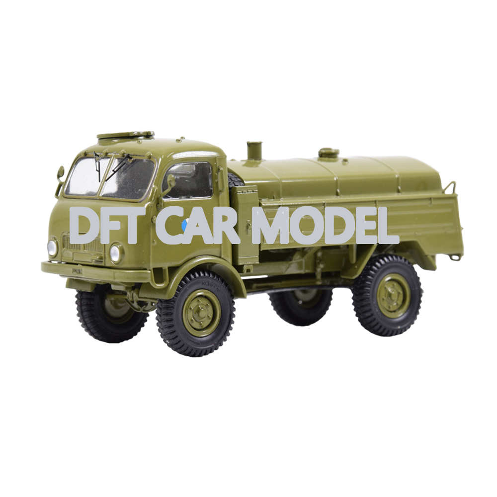 1:43 Scale Alloy Toy Tatra-805 Model Of Children's Toy Truck Original Authorized Authentic Kids Toys