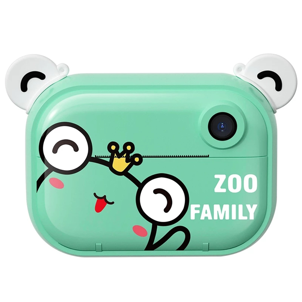 BRAWO Wifi Kids Print Camera Best Price 2.4 Inch Screen Instant Printing Photo Camcorder For Boys Girls