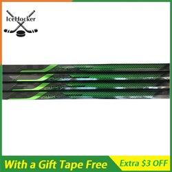 Limited Edition Eis Hockey Sticks Neue ADV Supreme Serie Mit Grip ADV2 Ultraleicht 390g Carbon Ice Hockey Stick freies Band