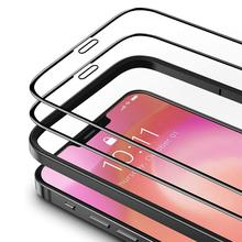 10pcs/lot Luxury Tempered Glass For IPhone 12 PRO MAX XR X XS 6 7 8 plus 11 Screen Protector Film Full Cover 10d Retail Package