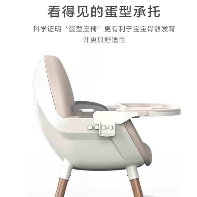 Foldable High Chair  2