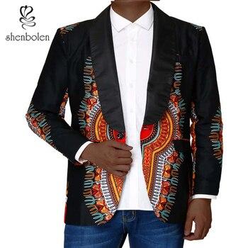 African Men Clothes dashiki Jacket dashiki Suit men Clothes Blazer coat dashiki jacket african bomber jacket traditional clothes