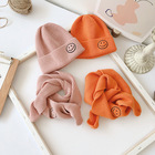 Baby hat scarf two-p...