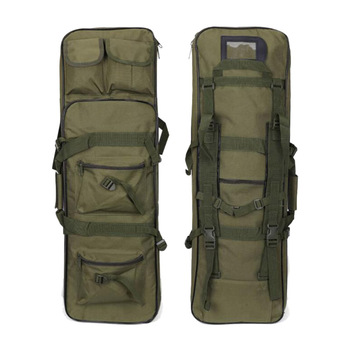 Tactical Gun Bag Military Equipment Shooting Hunting Bag 81/94/115CM Outdoor Airsoft Rifle Case Gun Carry Protection Backpack 4