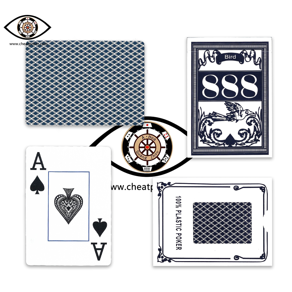 Marked Cards Accessories, Magic Props For Invisible Marked Poker