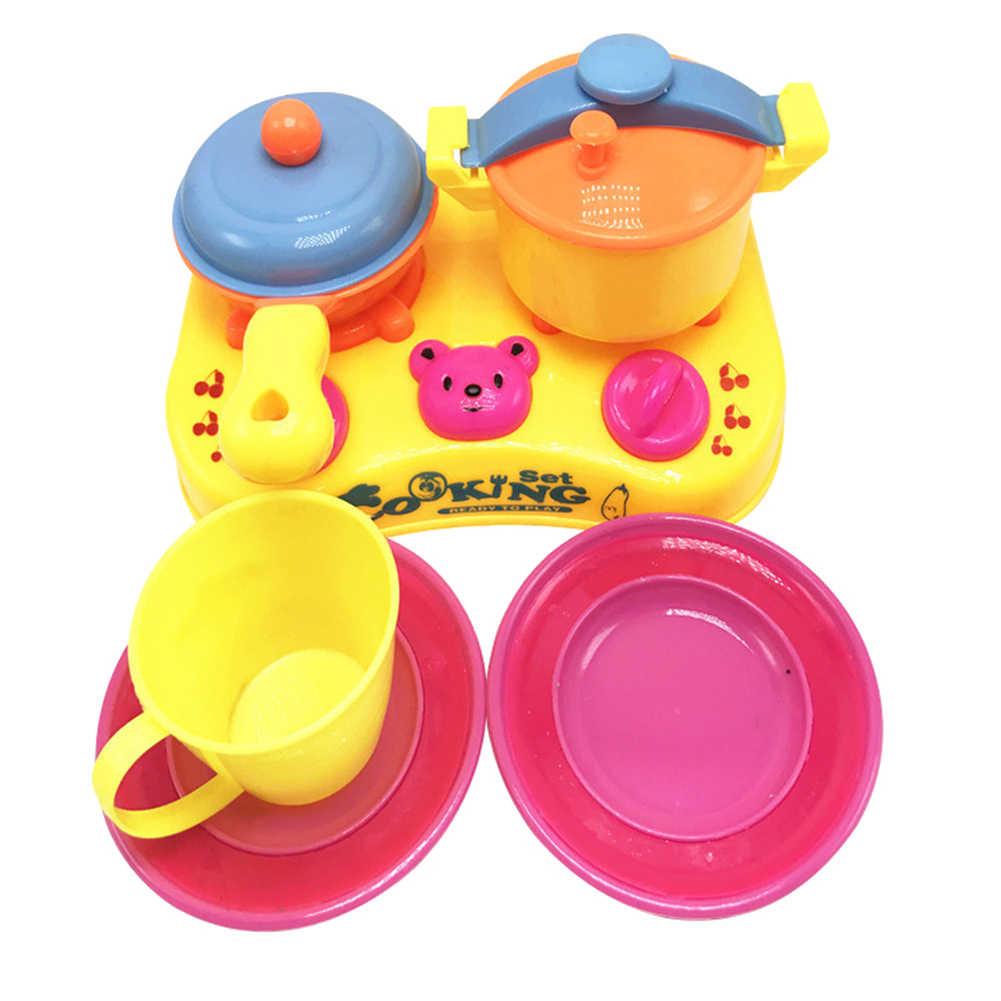 6/9 sztuk dla dzieci dla dzieci do cięcia pizzy kuchnia gotowanie udawaj do odgrywania ról zestaw zabawek