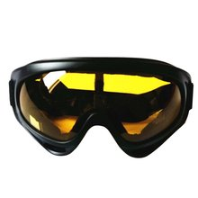 Outdoor Riding X400 Goggles Bicycle Motorcycle Tactical Protective Windproof Ski Glasses