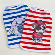 Cute Pet Dog Clothes Spring Soft Dogs Clothes Pet Cat Clothing Summer Shirt Casual Coats For Small Petschihuahua puppy coat hot pets dog hoodies puppy coats jackets for chihuahua maltese cat costume dogs clothes ropa para perros xs xxl clothing