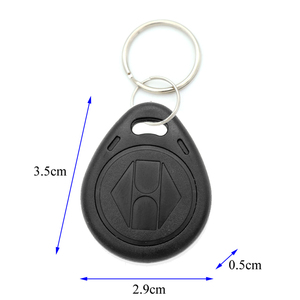 Image 4 - Bộ 100 Thẻ RFID 125Khz Gần Màu Xanh Thẻ RFID Keyfobs Key Fob Điều Khiển Truy Cập Thẻ Thông Minh Miễn Phí Vận Chuyển