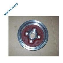 Высококачественный 1034001536 задний тормозной барабан для geely