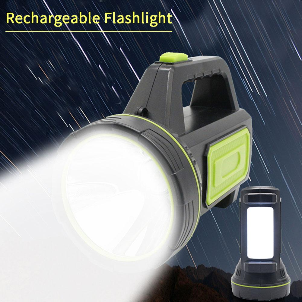 Super Powerful LED Glare Flashlight USB Rechargeable Torch Portable Waterproof Lantern Ultra Bright Led Camping Lamp