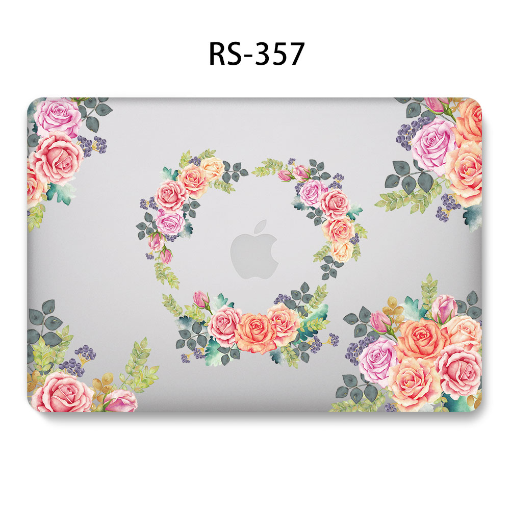 Soft Leaf Case for MacBook 97
