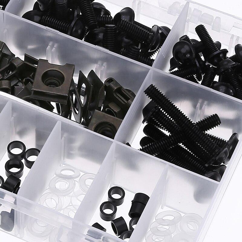 1 Set Fairing Bolts Screw for Honda VFR750F,CB750,VF750C//2,VT750CD Deluxe,VF750S