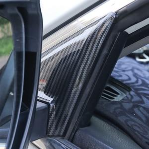 Image 4 - สำหรับNissan X Trail X Trail T32 2014 15 16 17 18 2019 รถด้านหน้าA pillarกระจกมองหลังปรับกระจกวงเล็บTrimอุปกรณ์เสริม