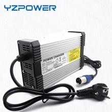 YZPOWER 58,4 V 8A Aluminium LifePO4 Batterie Ladegerät für 48V Ebike Roller Fahrrad