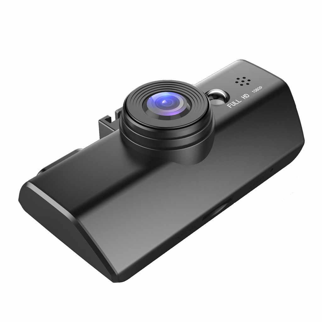 1.7 بوصة كامل HD 1080P مسجل قيادة السيارة مركبة كاميرا DVR EDR داشكام مع كشف الحركة للرؤية الليلية G الاستشعار