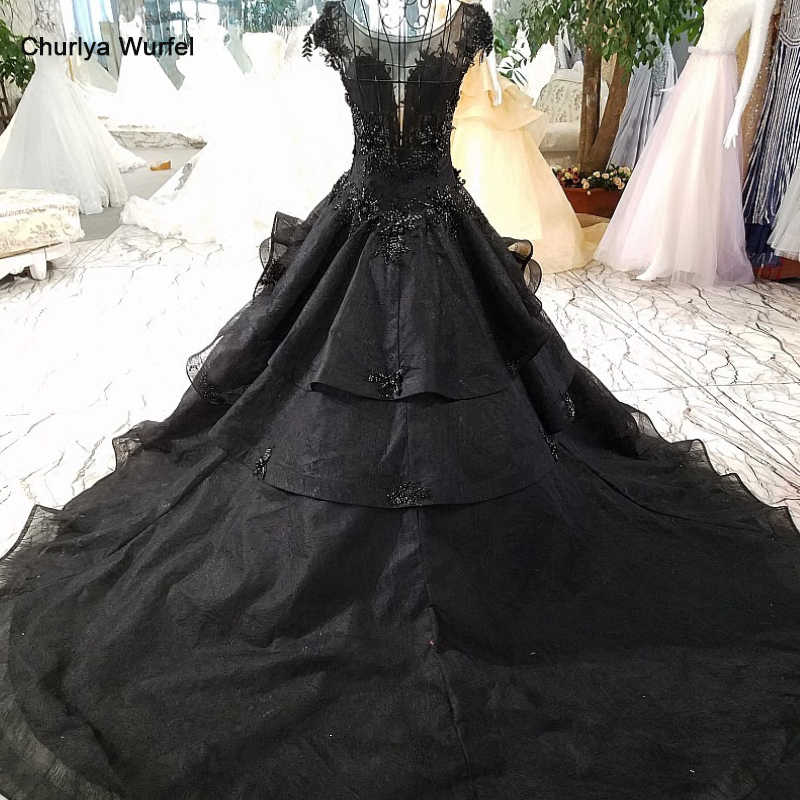 LSGT9574 black lace flowers backless lace up prom dresses beading luxury pretty evening vestidos de festa longo china online