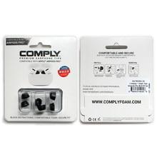 Conforme aux embouts en mousse pour écouteurs Premium compatibles pour Apple Airpods PRO