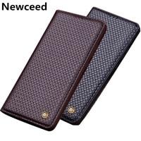 Genuine Leather Flip Cover Case For HTC U11 Plus/HTC U11/HTC U11 Eyes Magnetic Phone Case Capa With Kickstand Phone Bag Funda