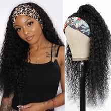 Peruca do cabelo humano perucas para o cabelo brasileiro feminino cachecol ombre glueless remy jerry encaracolado colorido perucas de cabelo humano 1b/30/27