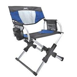 Outdoor Magic krzesło krzesło wędkarskie fotel reżysera aluminiowa lampa przenośne krzesło składane stołek plażowy