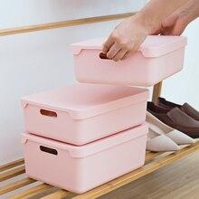 Drawer Underwear Divider Organizer Plastic Houseware Closet Socks Belts Lingerie Ties Bra Cabinet Storage Box Closet Organizers
