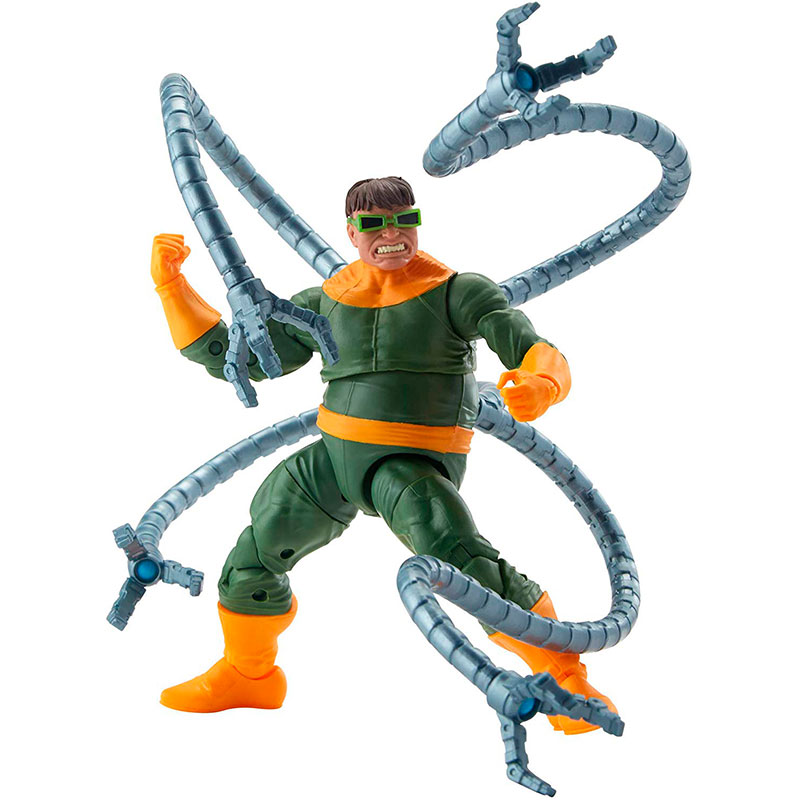 Scorpion Jouet Spider-Man Into The Spider-verset 6 pouces Figurine