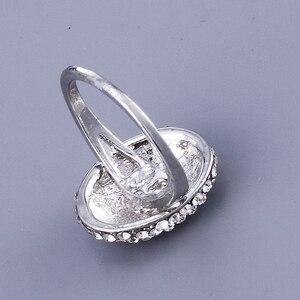 Модное очаровательное кольцо Твайлайт Белла с кристаллами Реплика обручальное свадебное кольцо ювелирные изделия Вейл фильм ювелирные изделия Размер 6 14|Кольца|   | АлиЭкспресс