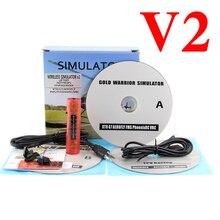 Беспроводной симулятор на радиоуправлении Радиоуправляемый симулятор полета V2 Realflight XTR/G7/AEROFLY/FMS/PHOENIXRC/VRC Freerider FPV Quadcopter обучение RC