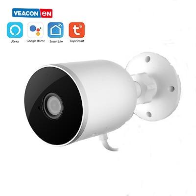 Tuya IP Camera 1080P Home Security Outdoor Night-Vision Remote Monitor Rainproof WiFi Wireless Smart Life Google Home