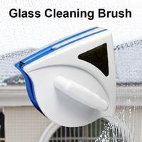 Baffect-cepillo de limpieza de vidrio de doble cara, limpiador de ventana magnética, imanes, escobilla de limpieza doméstica, herramientas para lavar ventanas