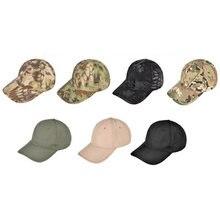 Регулируемая армейская тактическая камуфляжная кепка бейсбольная