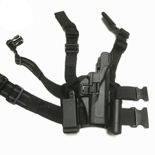 LV3 Tactical Glock Gun Holster Hand Accessories Hunting Drop Leg For 17 19 22 23 31 32 Case