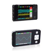 Мини DS211 DS212 1 МГц карман 8 Мб портативный, автомобильный Osciloscope нано Карманный ЖК-дисплей Цифровой мультиметр-осциллограф