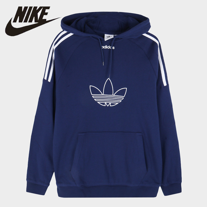 <font><b>Adidas</b></font> Clover Man Training Hoodies Brathable Sports Sweater Fashion Outdoor Shirts Du8114 Du8206 image
