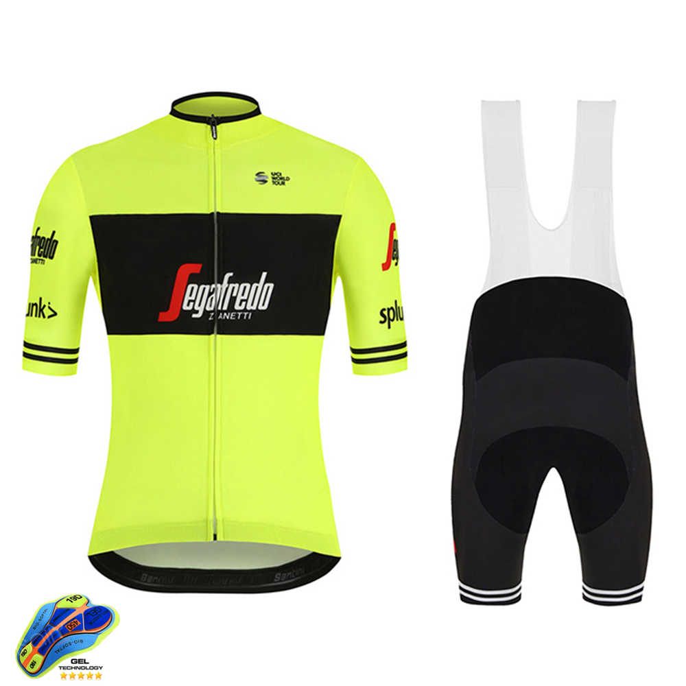 2020 Trekking Summer Cycling Jersey Set Breathable MTB Bicycle Cycling Clothing Mountain Bike Wear Clothes Maillot Ropa Ciclismo
