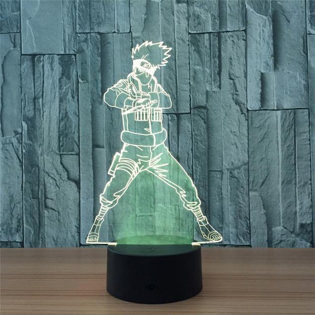 Naruto 3D LED Light
