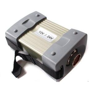 Image 5 - Beste Qualität MB Star C3 Volle Chip Unterstützung 12V & 24V MB C3 Stern Diagnose Werkzeug MB Sterne c3 Multiplexer Tester