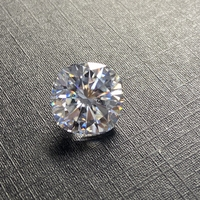 Cushion cut 8*8mm 2 cts Lab Created diamond Including The Certification On Sales Brilliant Cut moissanite diamond