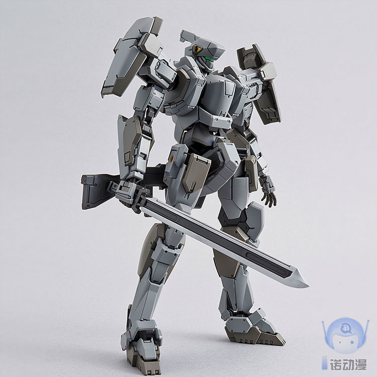 Original Gundam 1/60 Model FULL METAL PANIC AS M9 GERNSBACK Ver.IV Mobile Suit Kids Toys With Holder