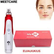 Dr Pen – Outil de microneedling électrique avec cartouche d'aiguilles, appareil pour exfolier la peau et resserrer les pores