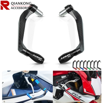 NMAX155 Motorcycle accessories Universal 7/822mm Handlebar Brake Clutch Levers Protector Guard FOR YAMAHA