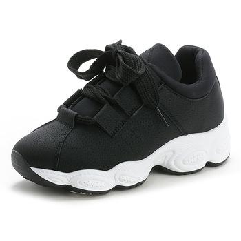 Ciepłe buty damskie 2021 zimowe nowe buty do biegania na co dzień studenci koreańskie buty do biegania dla kobiet buty bawełniane zapatos de mujer tanie i dobre opinie Akexiya WOMEN CN (pochodzenie) Buty do koszykówki Średnia (B M) Niskie RUBBER PŁÓTNO casual shoes Sznurowane Spring2019