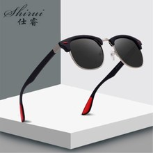 2019 Top Sell Well Half Metal High Quality Sunglasses Men Wo