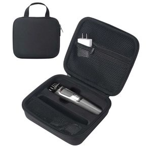 Image 3 - נשיאת ציפר פאוץ EVA נסיעות תיק לפיליפס Norelco Multigroom סדרת 3000/5000 חשמלי מכונת גילוח