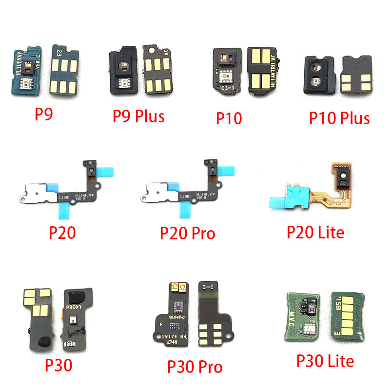 New Promixity Light Touch Sensor Flex Cable For Huawei P9 P10 Plus P20 P30 Lite Pro