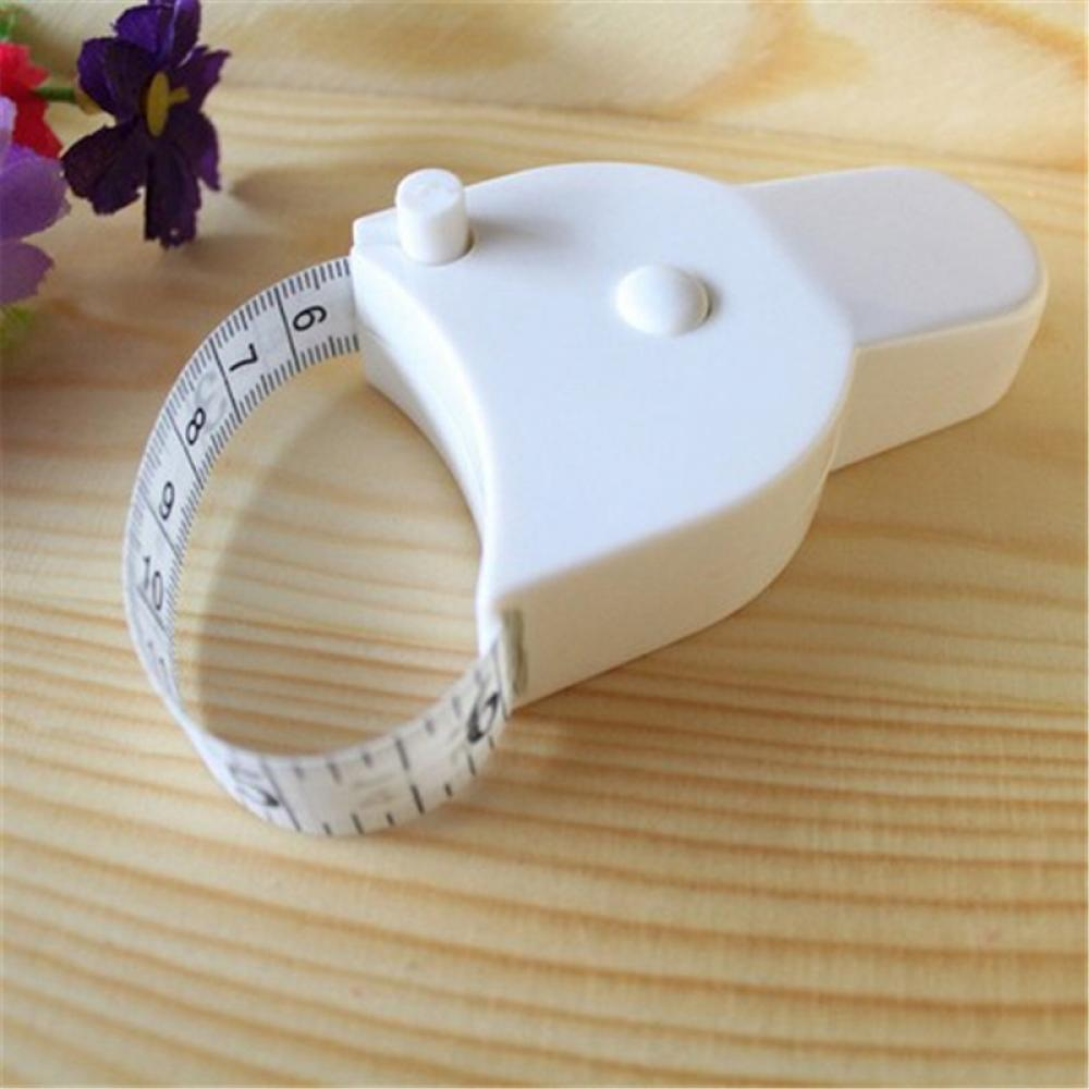 Fine Sewing Cloth Fine Dieting Tailor Retractable Ruler Tape Measure 60Inch 1.5M