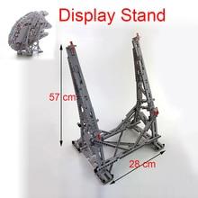 Star MOC Ultimate Millennium коллекционер Дисплей Стенд войны модель показ полка строительные блоки игрушки Falcon
