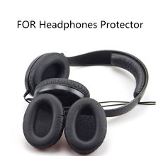 Coussinets d'oreilles en mousse pour Sennheiser HD457, HD202, HD212, HD447, HD497, serre-tête, bonnets