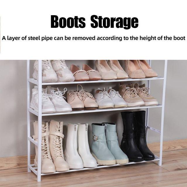 Shoe Storage Rack 4